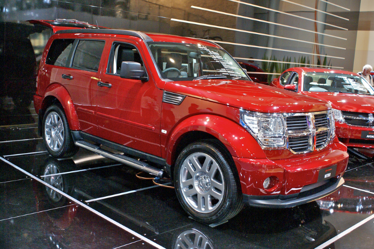 68 All New Dodge Nitro 2020 Release