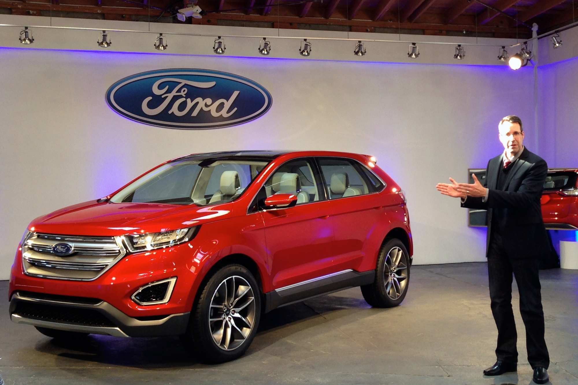 68 All New Ford Edge New Design Review And Release Date