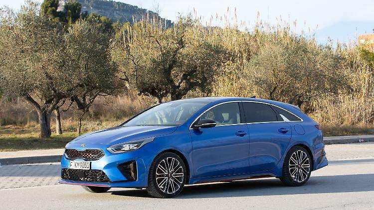 68 All New Kia Pro Ceed Gt 2019 History