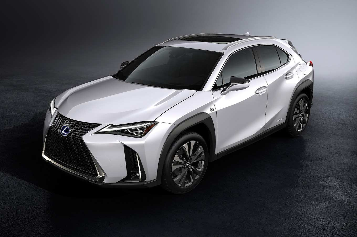 68 All New Lexus 2019 Ux Concept And Review