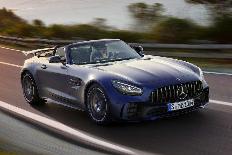 68 All New Mercedes 2019 Amg Gt Concept