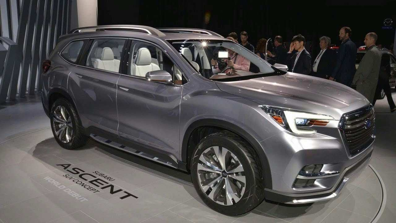 68 All New Subaru Forester 2019 News Redesign