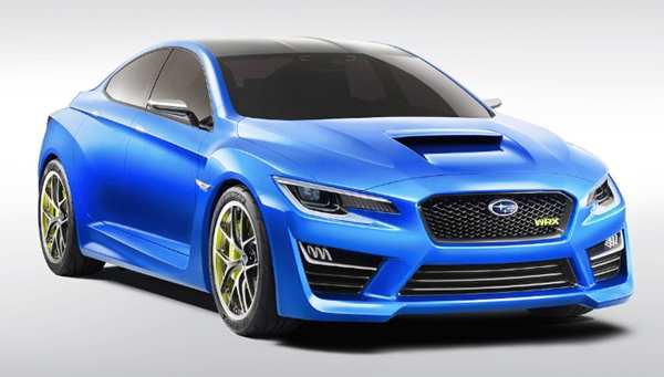 68 All New Subaru Turbo 2020 Concept