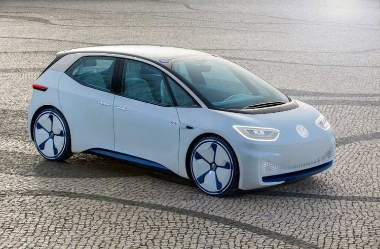68 All New Volkswagen Elektrisch 2020 Photos