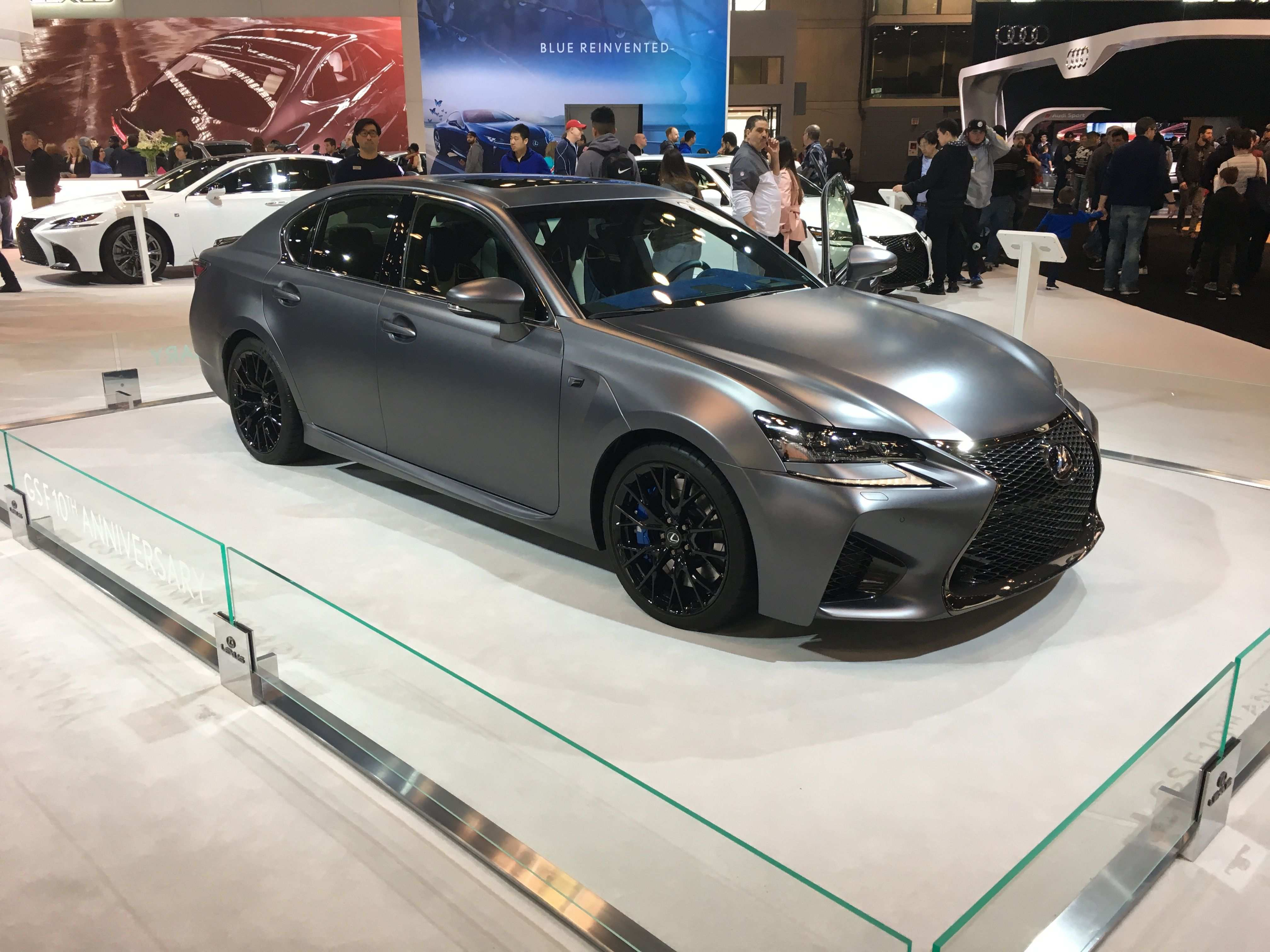 68 Best 2019 Lexus GS F Price Design And Review