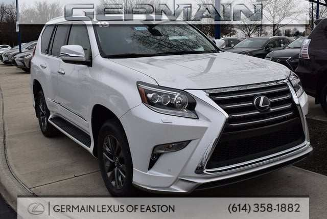 68 Best 2019 Lexus Gx Interior