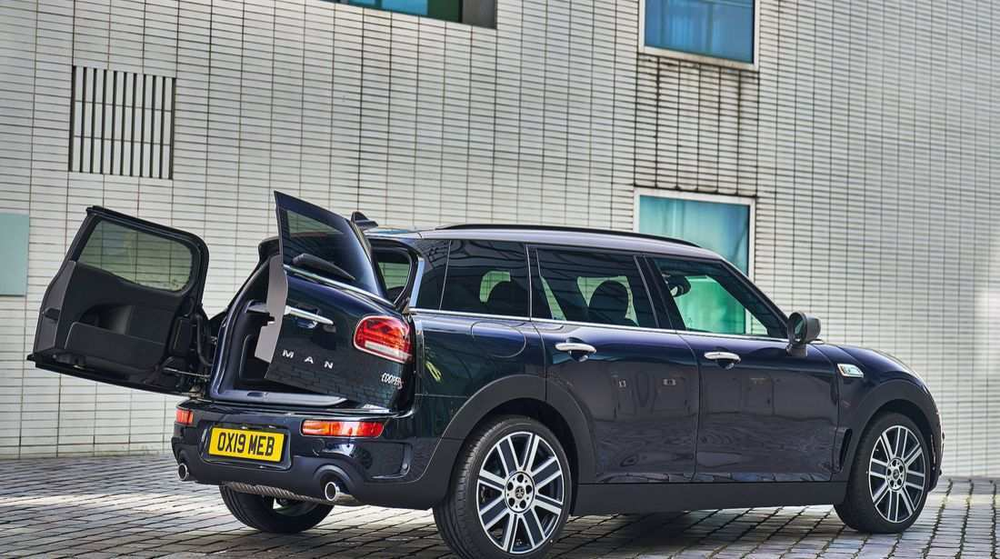 68 Best 2019 Mini Clubman History