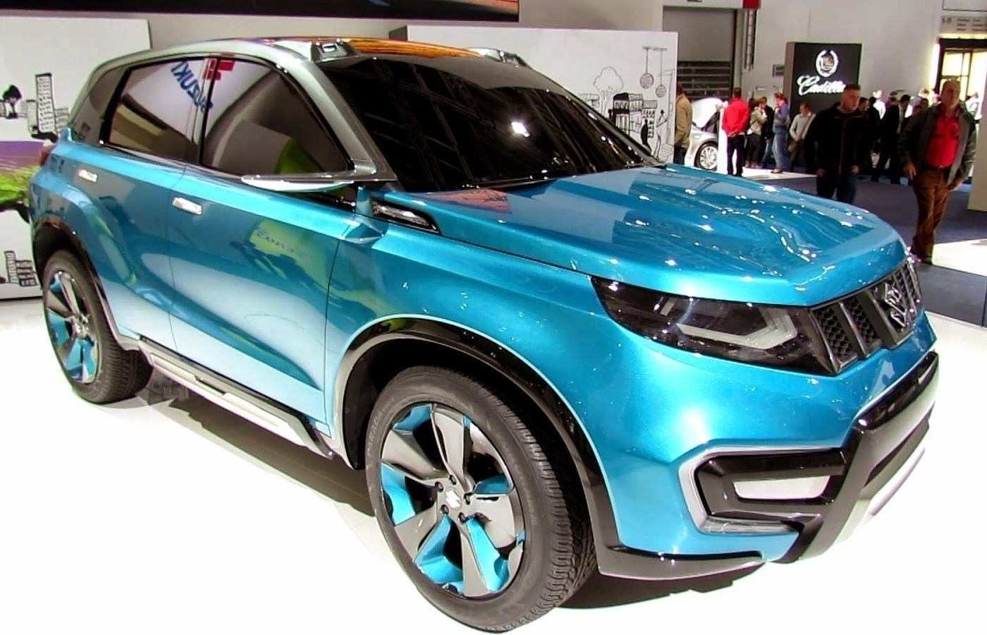 68 Best 2019 Suzuki Grand Vitara Configurations