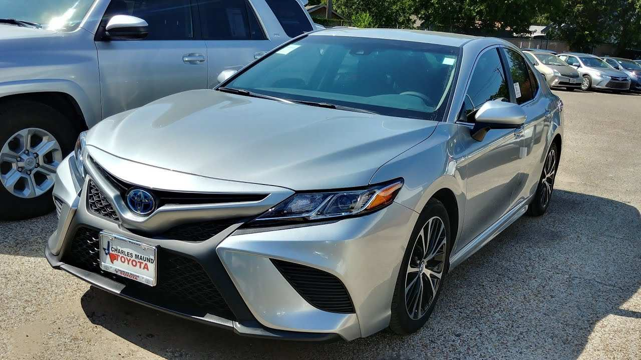 68 Best 2019 Toyota Camry Se Hybrid Picture