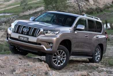 68 Best 2019 Toyota Land Cruiser Redesign And Concept