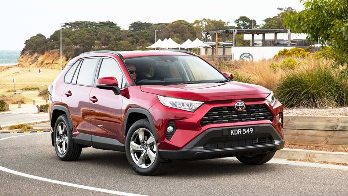 68 Best 2019 Toyota RAV4 Redesign And Concept