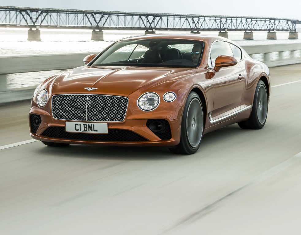68 Best 2020 Bentley Continental GT New Review