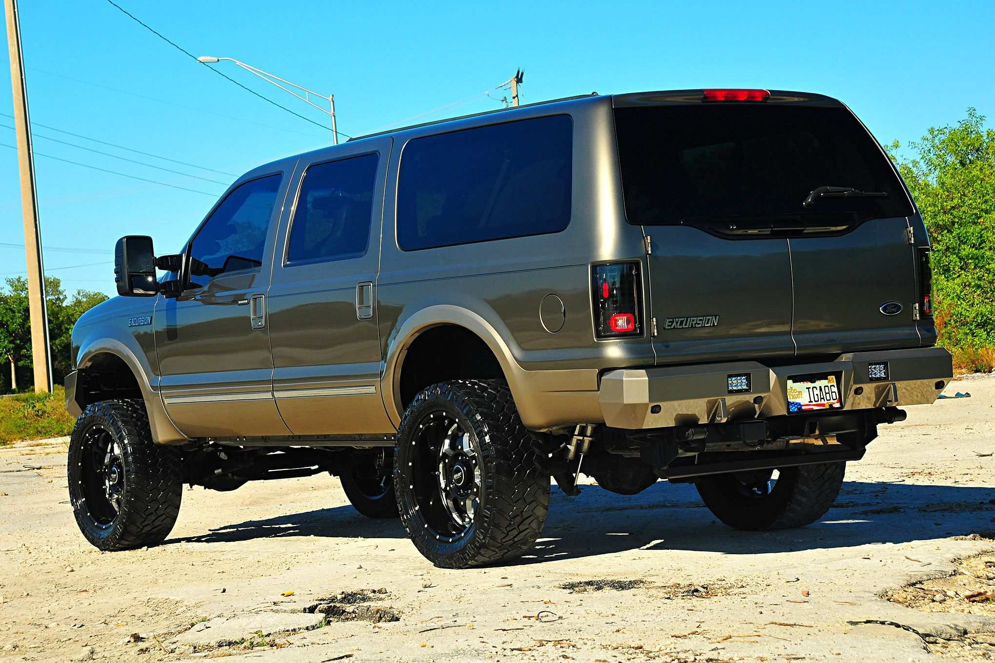 68 Best 2020 Ford Excursion Release