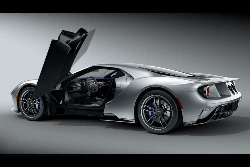 68 Best 2020 Ford Gt Supercar Review