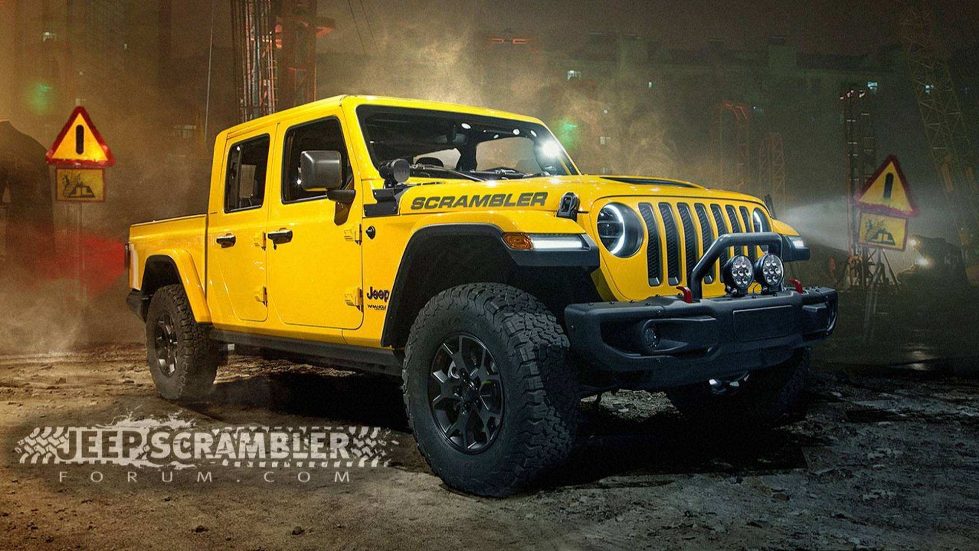 68 Best 2020 Jeep Wrangler Jl Concept And Review