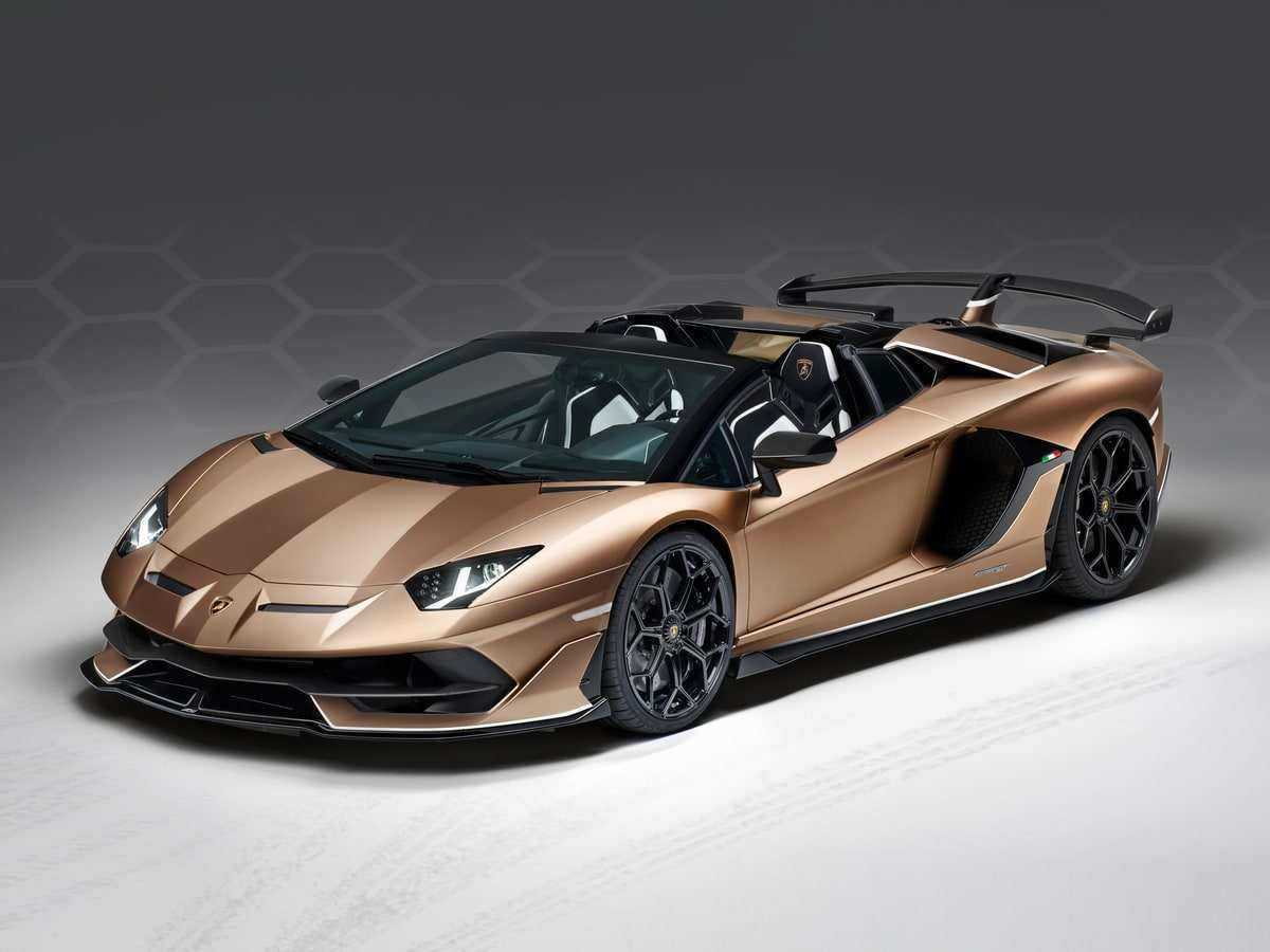 68 Best 2020 Lamborghini Aventador Performance And New Engine