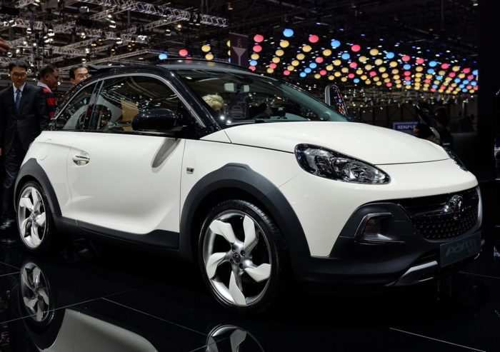 68 Best 2020 Opel Adam Rocks Exterior And Interior