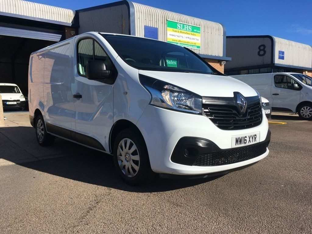 68 Best 2020 Renault Trafic Style