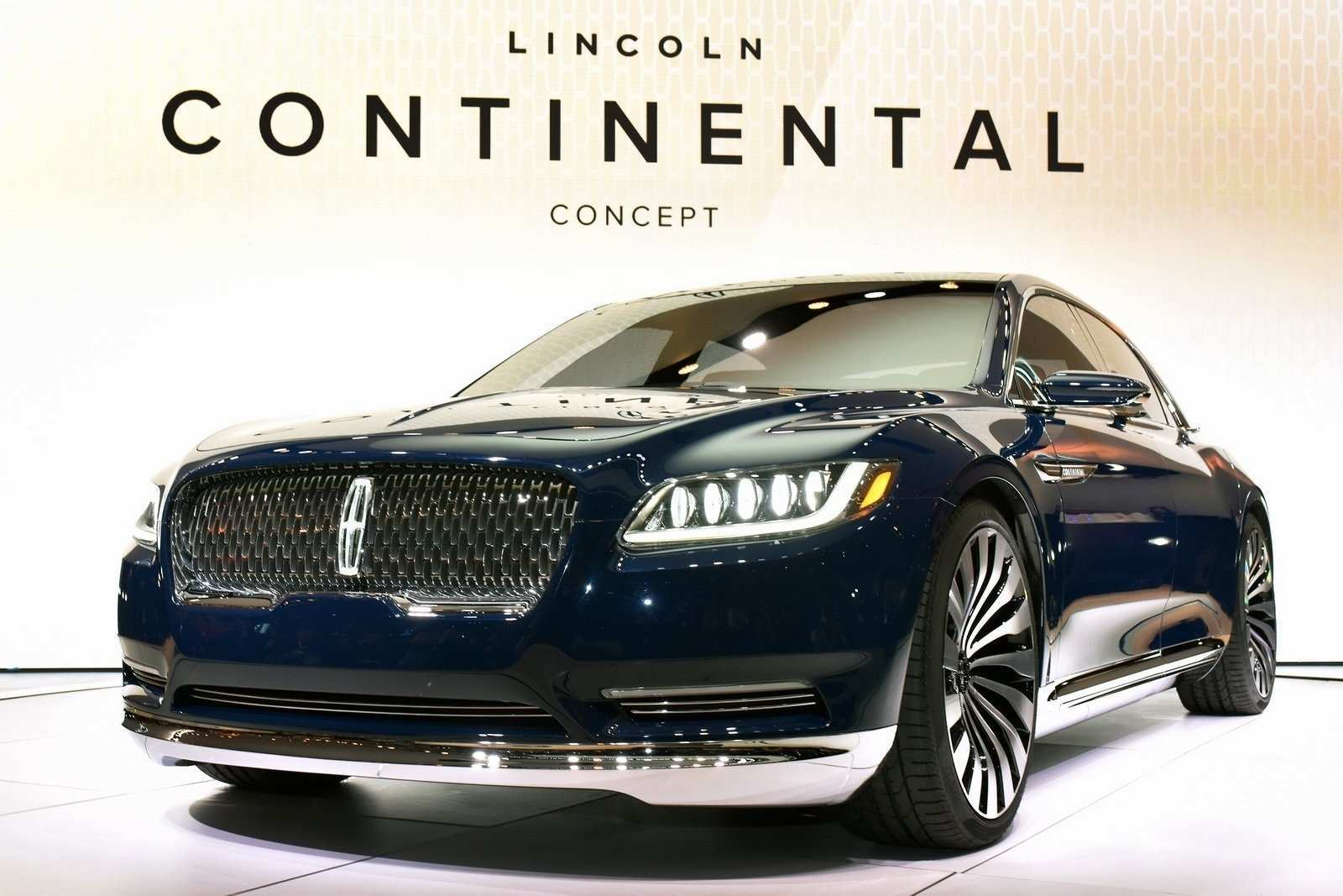 68 Best 2020 The Lincoln Continental Configurations