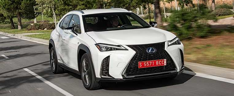 68 Best Lexus Ux 2019 Price 2 Specs
