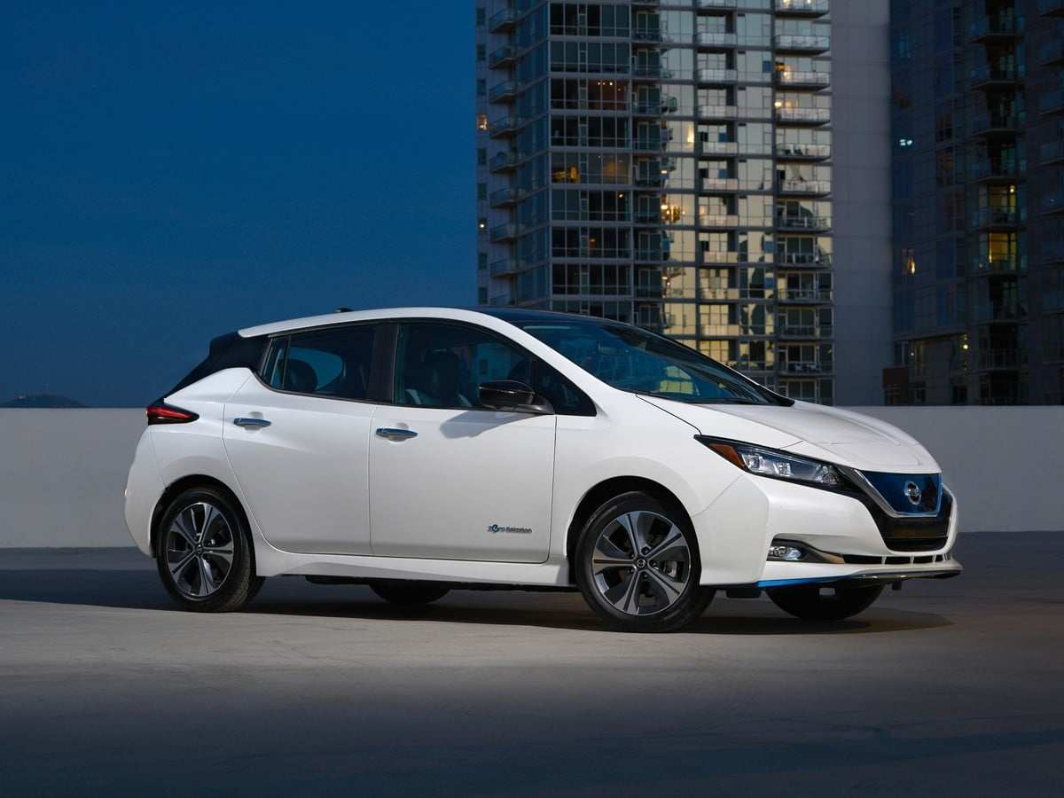 68 Best Nissan Leaf 2019 Review Pricing