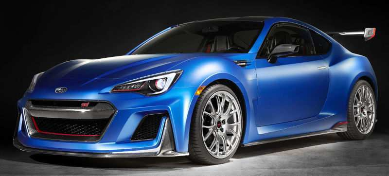 68 Best Subaru Brz Turbo 2020 Exterior