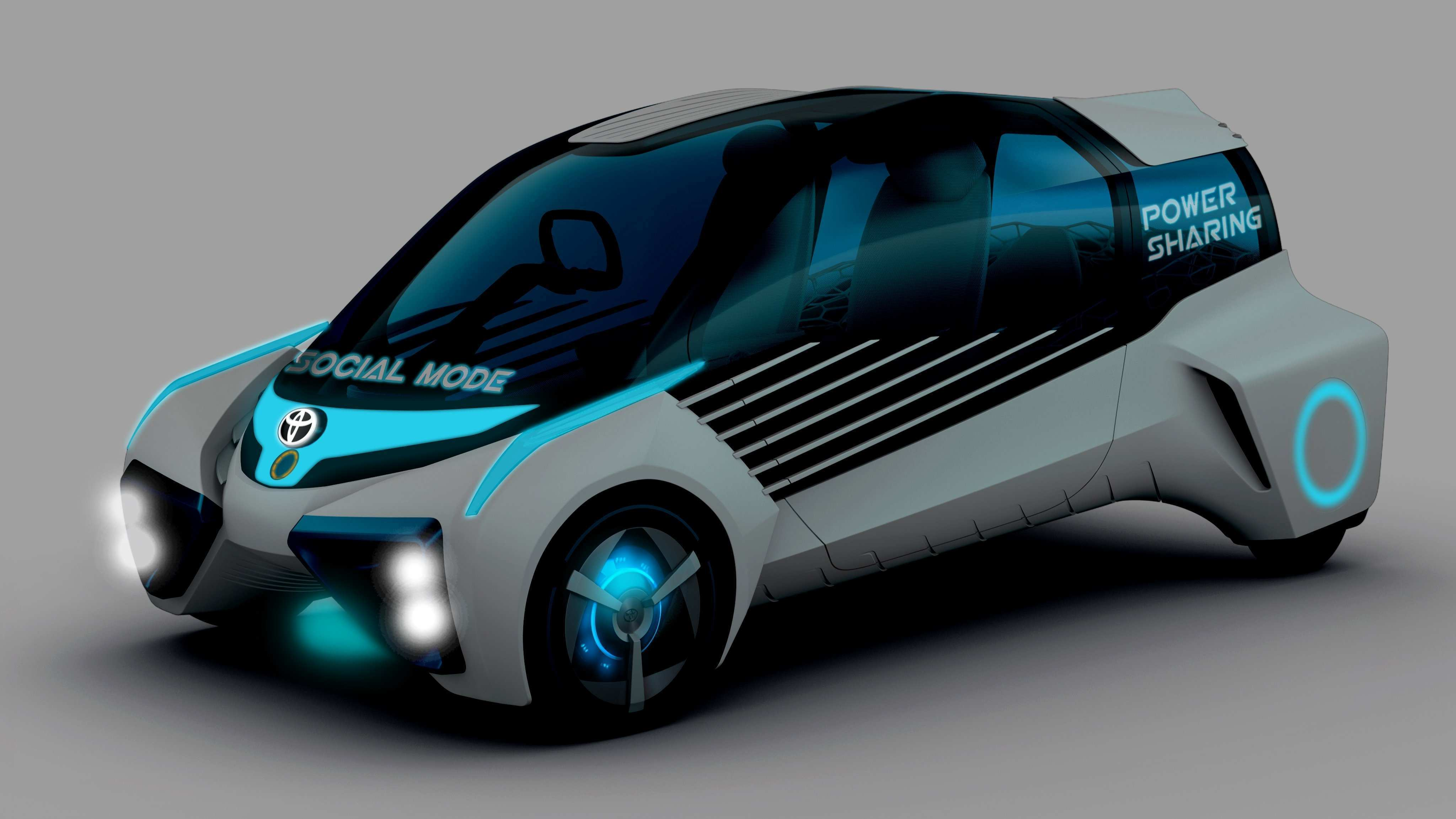 68 Best Toyota Electric Car 2020 Concept And Review