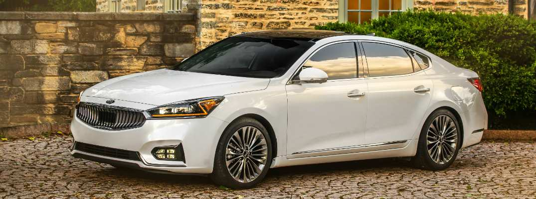 68 New 2019 All Kia Cadenza Concept