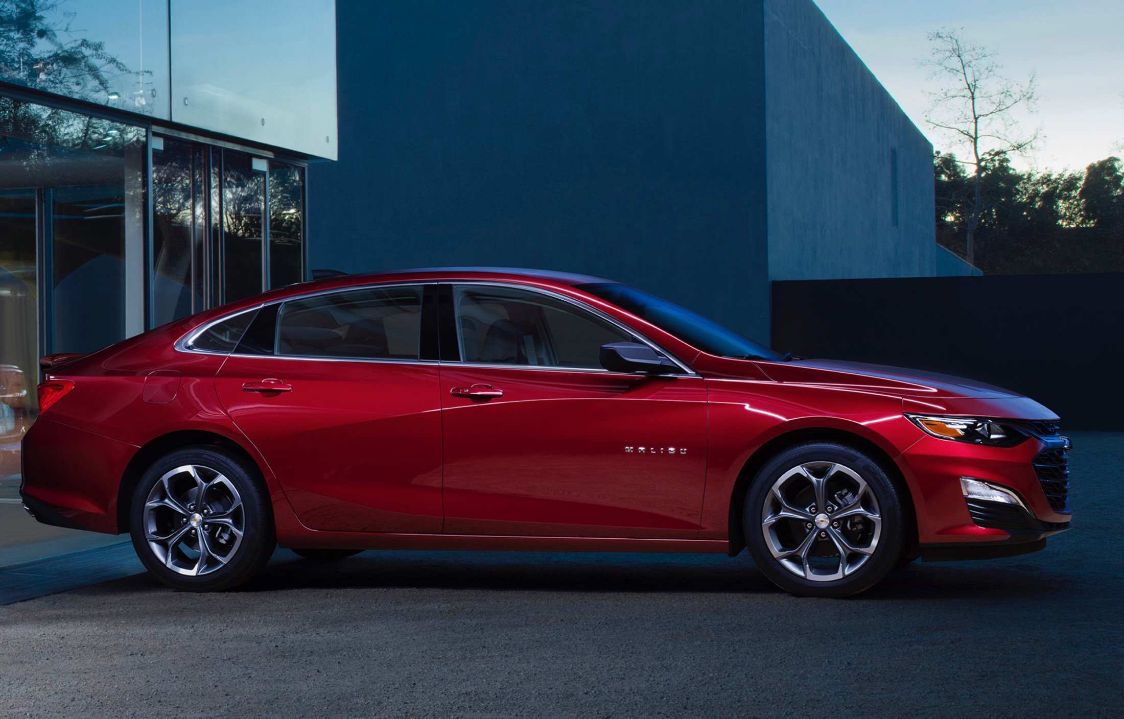 68 New 2019 Chevy Malibu Redesign And Concept