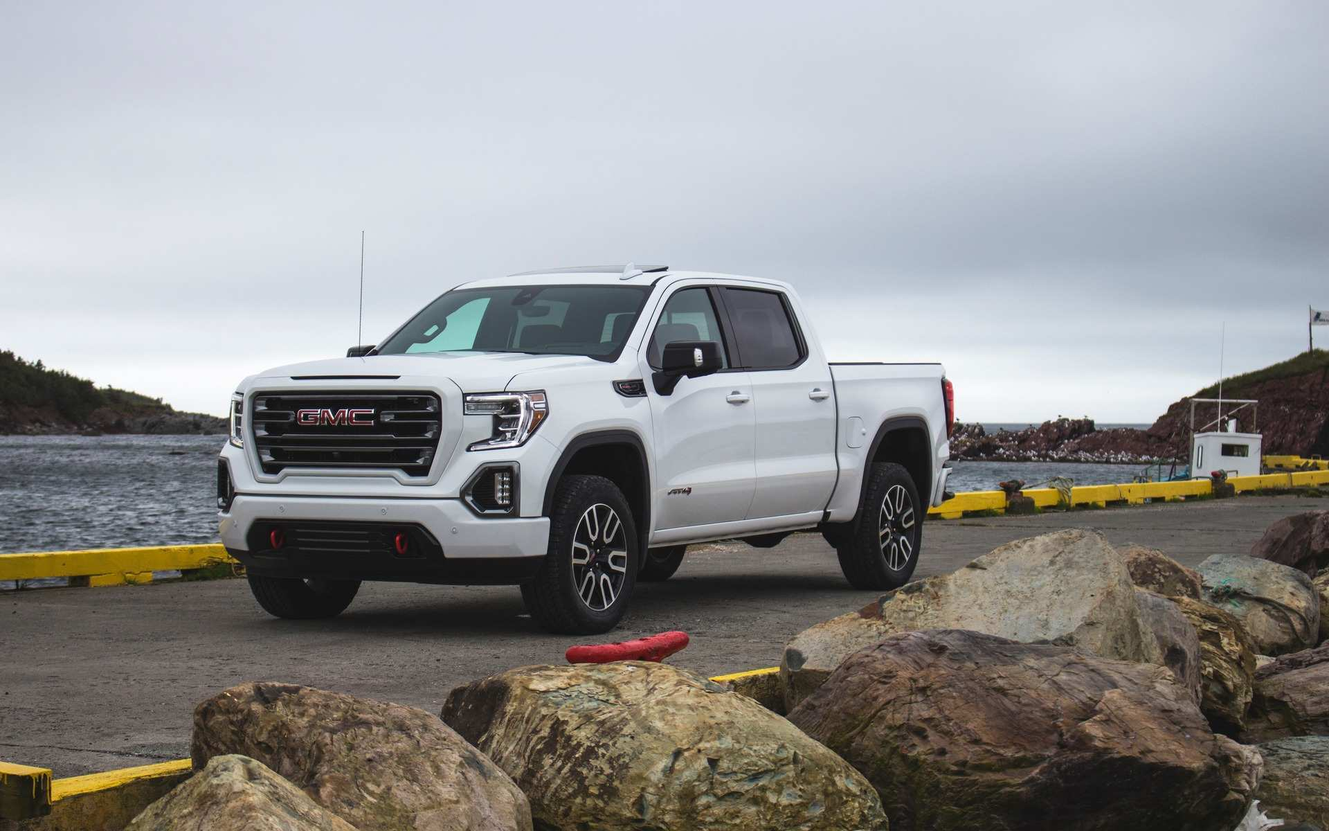 68 New 2019 GMC Sierra Redesign And Concept