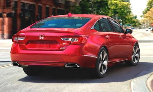 68 New 2019 Honda Accord Coupe Specs