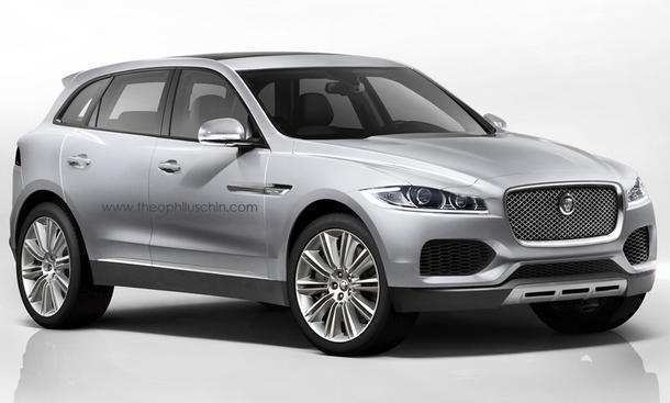 68 New 2019 Jaguar C X17 Crossover Price And Release Date