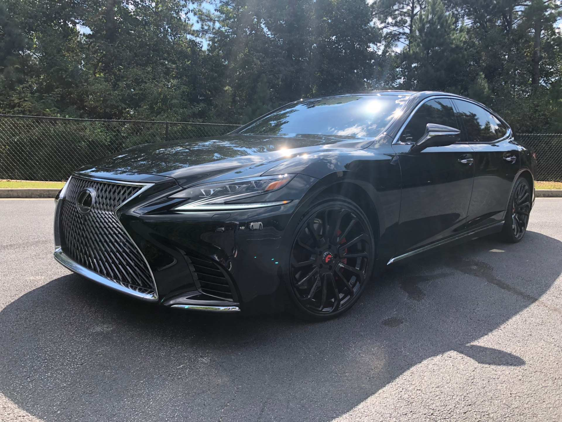 68 New 2019 Lexus LSs New Concept