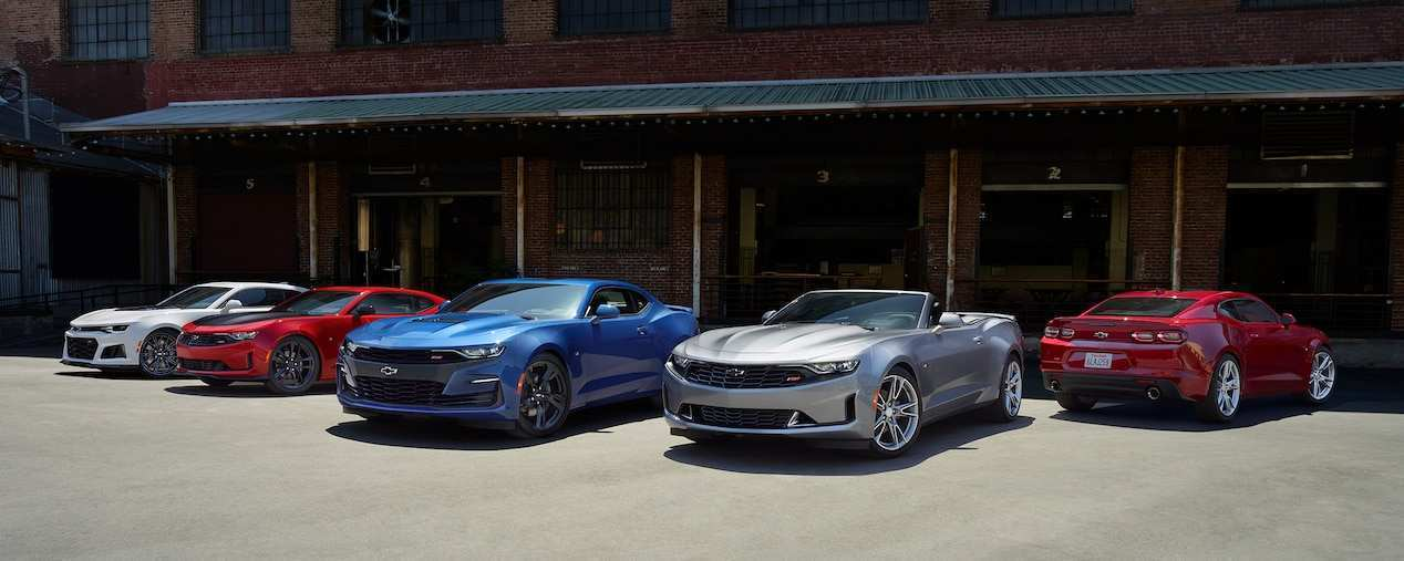 68 New 2019 The All Chevy Camaro Overview