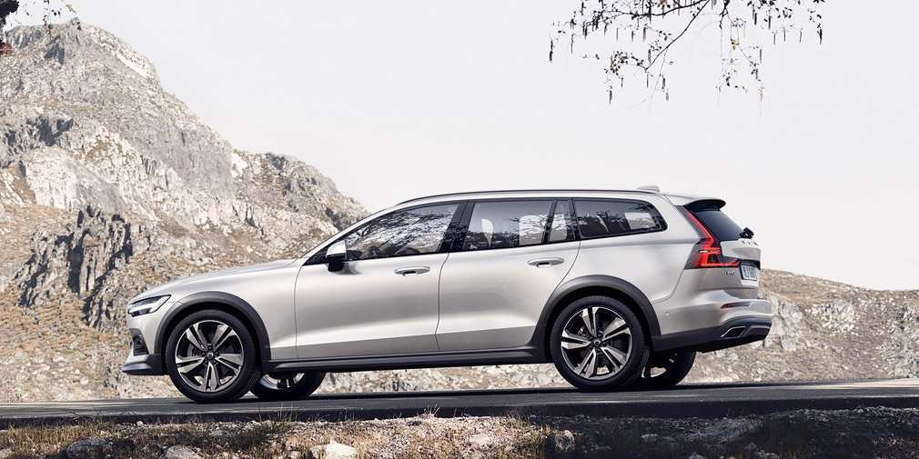 68 New 2019 Volvo V60 Cross Country Exterior And Interior