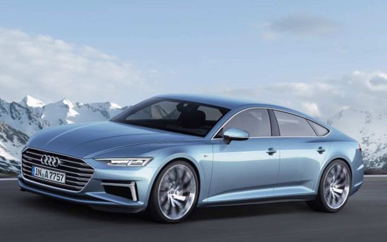 68 New 2020 Audi A7 New Review