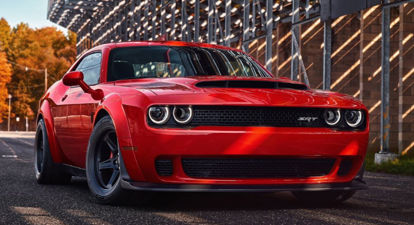 68 New 2020 Dodge Challenger Hellcat Performance And New Engine