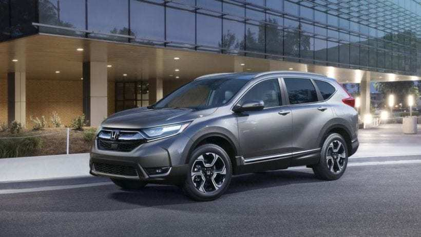 68 New 2020 Honda CR V Concept And Review
