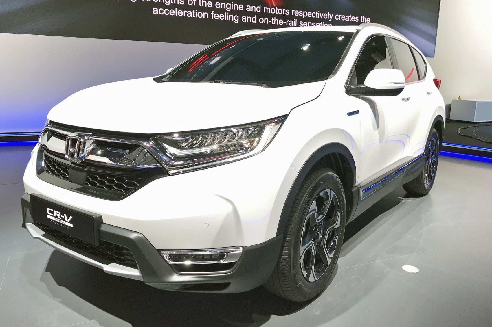 68 New 2020 Honda CR V Wallpaper
