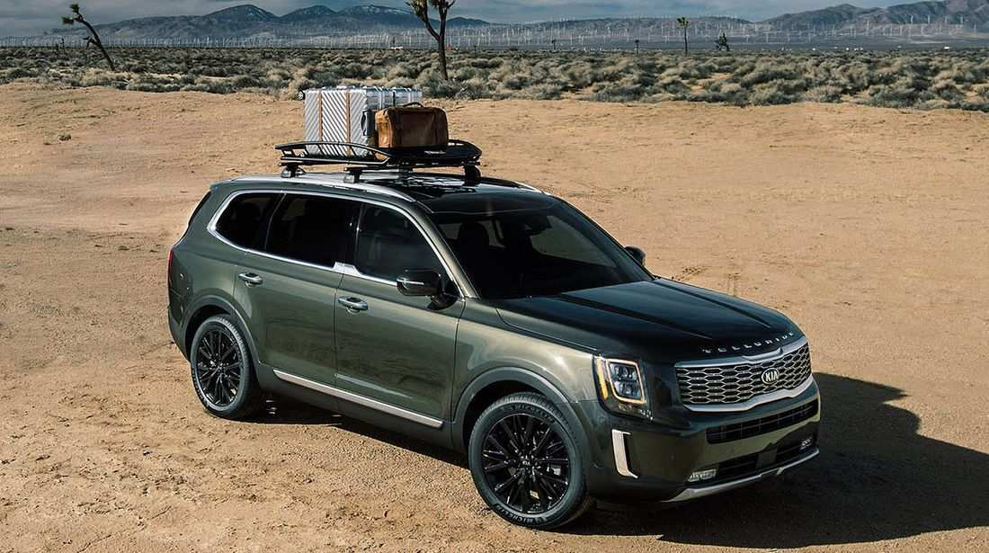 68 New 2020 Kia Telluride Hybrid Performance And New Engine