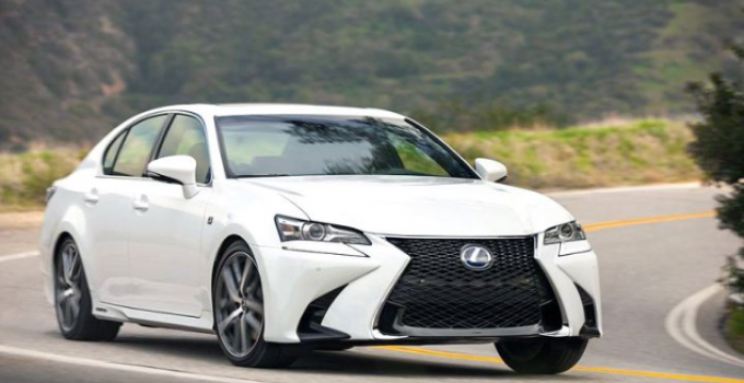 68 New 2020 Lexus IS350 Exterior
