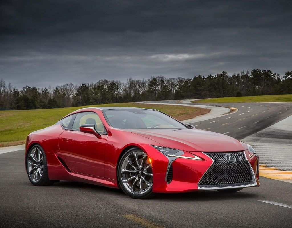 68 New 2020 Lexus SC New Concept