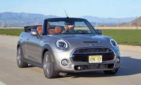 68 New 2020 Mini Cooper Convertible S Price And Release Date
