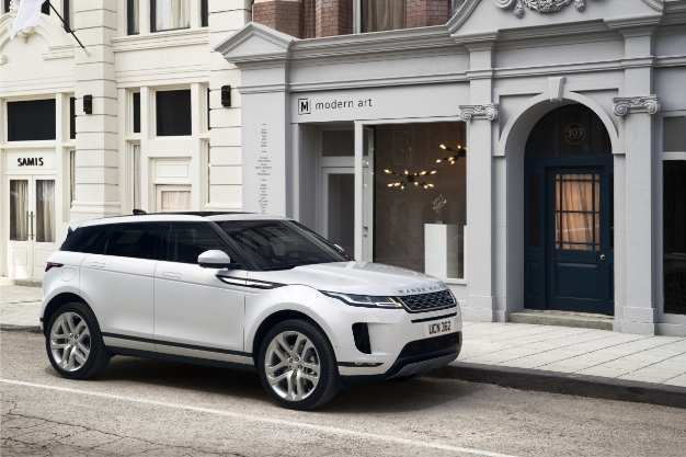 68 New 2020 Range Rover Evoque Xl Concept And Review