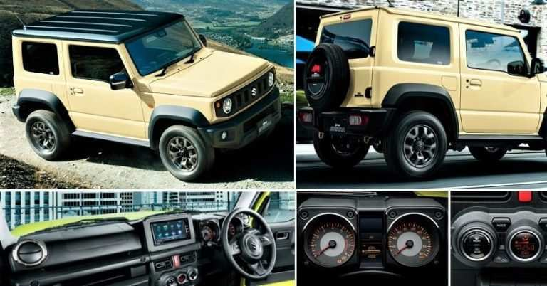 68 New 2020 Suzuki Jimny Model Concept And Review