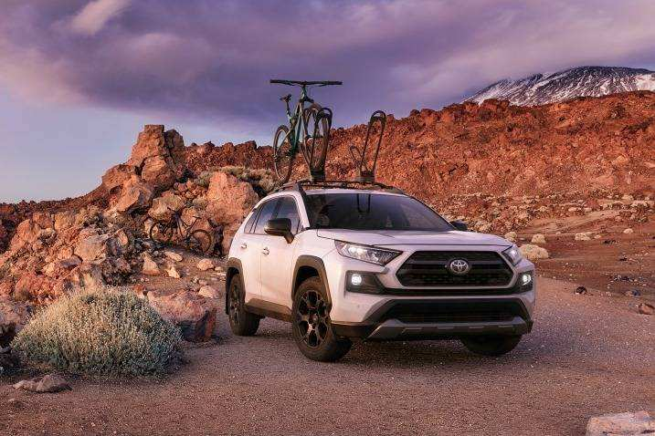 68 New 2020 Toyota RAV4 Release Date And Concept