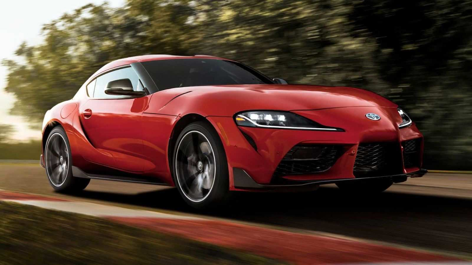 68 New 2020 Toyota Supra Quarter Mile Concept