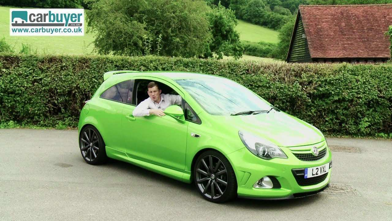 68 New 2020 Vauxhall Corsa VXR Concept And Review