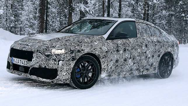 68 New BMW Gran Coupe 2020 Exterior