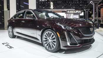 68 New Cadillac Sedans 2020 Release
